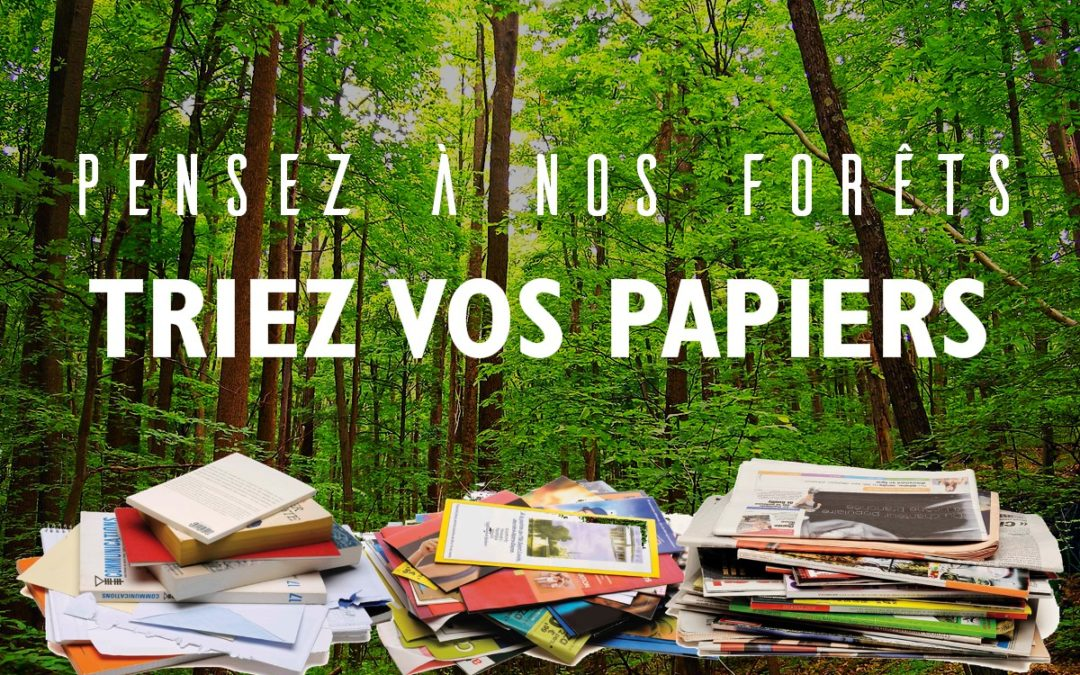 Triez vos papiers
